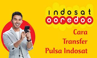 Bagaimana Cara Transfer Pulsa Indosat Ooredoo