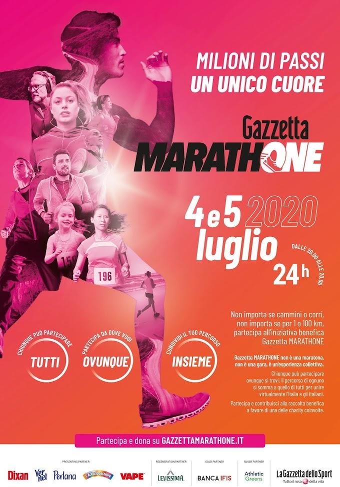 MarathOne by Gazzetta dello Sport