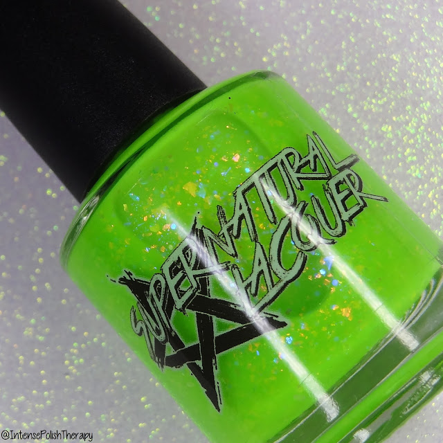Supernatural Lacquer Haunted Mansion | Polish Pickup August 2019