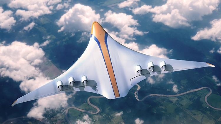 Aeronaves Comerciales Del 2050 Noticias Aeron 225 Uticas