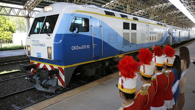Ya funciona el nuevo servicio de tren directo entre Plaza Constitución y Mar del Plata