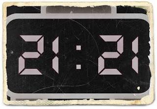 ce insemana cand te uiti la ceas si este ora fixa dublă