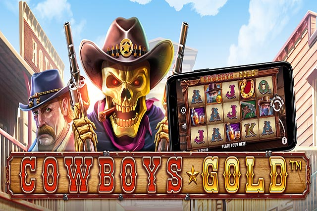ULASAN SLOT PRAGMATIC PLAY COWBOYS GOLD
