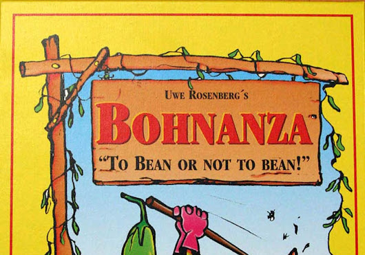 More than a Hill of Beans (Bohnanza)
