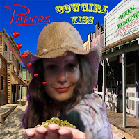 MP3/AAC Download - Cowgirl Kiss by The Papers - stream single free on top digital music platforms online   The Indie Music Board by Skunk Radio Live (SRL Networks London Music PR) - Friday, 26 October, 2018