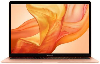 Apple MacBook Air 13 oro
