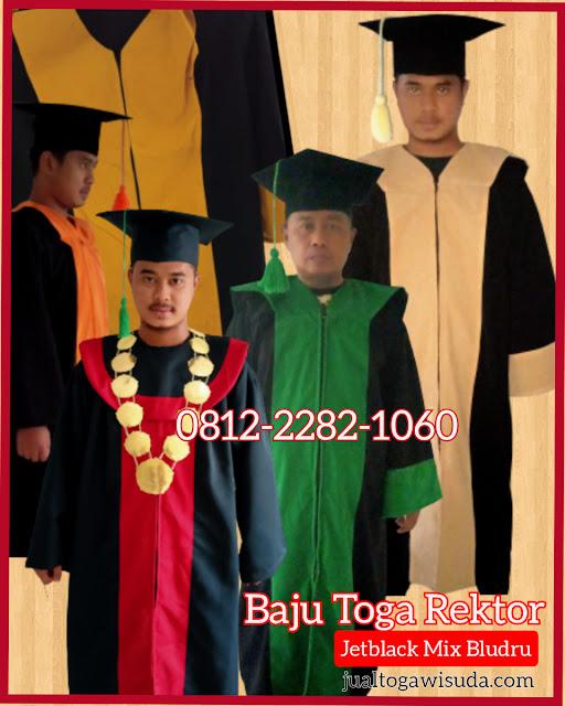 baju toga rektor universitas, toga rektor, baju toga wisuda dewasa, sekolah tinggi, politeknik,