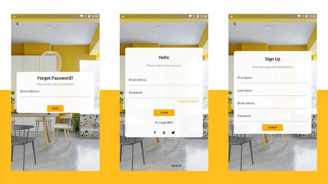 Flutter E-Commerce UI - 2