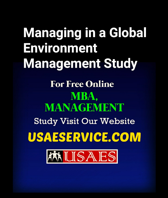 Managing Global Environment Management