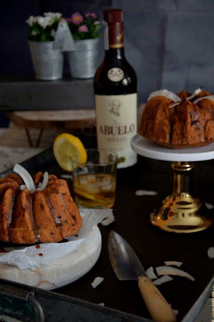 bundt-cake-de-ron-y-coco, rum-bundt-cake, coconut-bundt-cake
