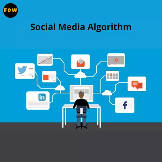 What is The Social Media Platform's Algorithms? And How Social Media Algorithms works?