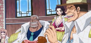 One Piece Episodio 887