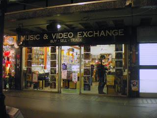 Music & Video Exchange, London