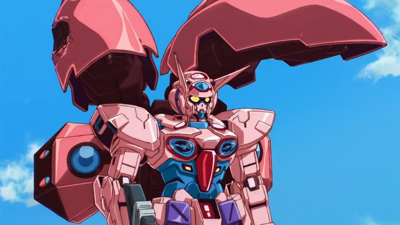 Gundam G Reconguista Episode 08 Subtitle Indonesia