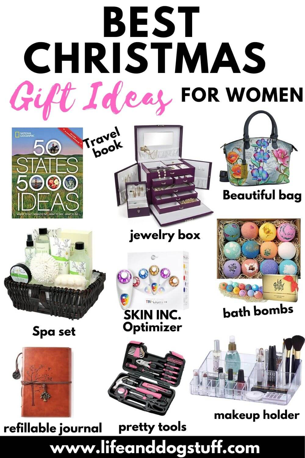 20 Best Christmas Gift Ideas For Women 2019