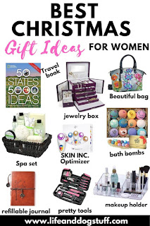 20+ Best Christmas Gift Ideas for Women 2019.