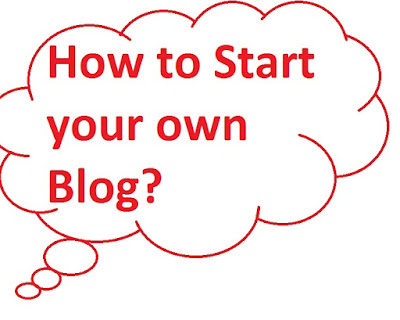 How to Start your own Blog?