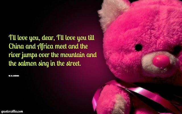Teddy Day Message Wishes Quotes SMS