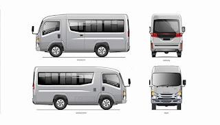 Harga Isuzu Elf Minibus Dan Microbus