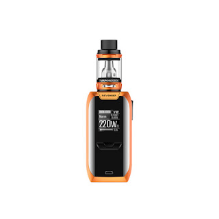 Do you remember the old device? Vaporesso Revenger Kit!