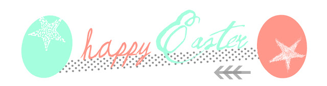 Happy Easter Eggs Printable