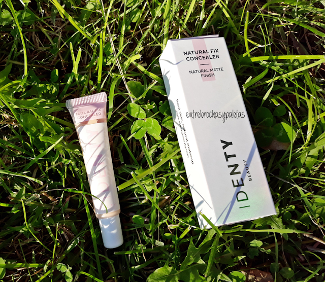 Natural fix concealer Identy beauty