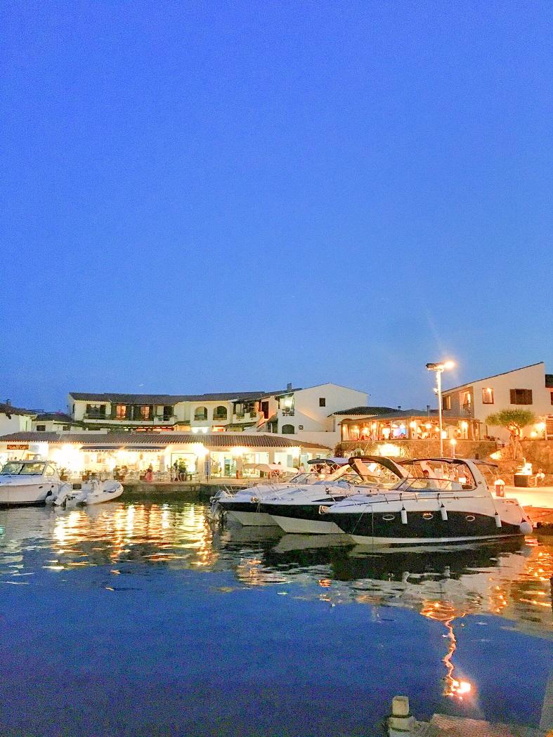Marina di Porto Ottiolu