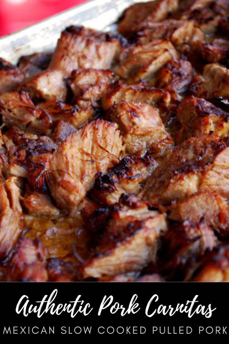 #Authentic #Pork #Carnitas - #Mexican #Slow #Cooked #Pulled #Pork #Dinner