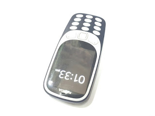 Hape Seken Nokia 3310 Reborn 2017 Original Mulus Normal