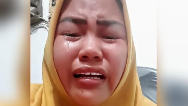 Viral Pedagang Nangis Dilarang Jualan Usai Tegur 'Istri Wakapolda'