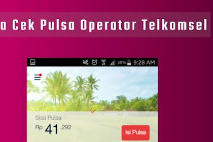 Begini Cara Cek Pulsa Kartu Telkomsel Simpati dan AS Terbaru