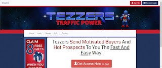 Situs traffic exchange Tezzers