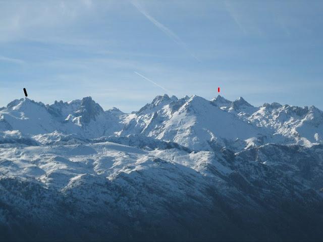 Rutas Montaña Asturias: Vista de Peña Castil y Torrecerredo