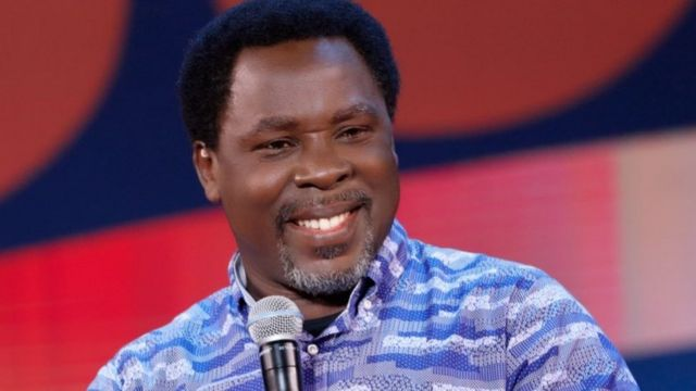 TB Joshua reportedly underwent treatment for stroke in Turkey 2 months ago