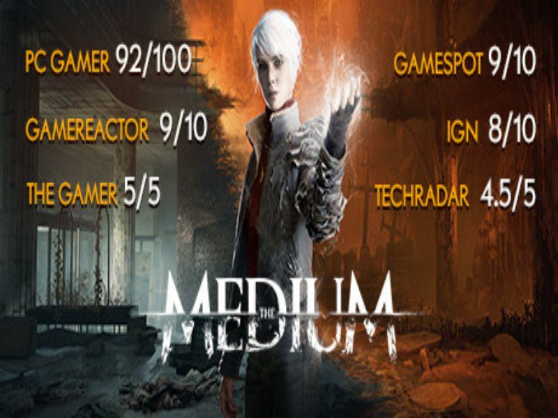 Download The Medium Game PC Free