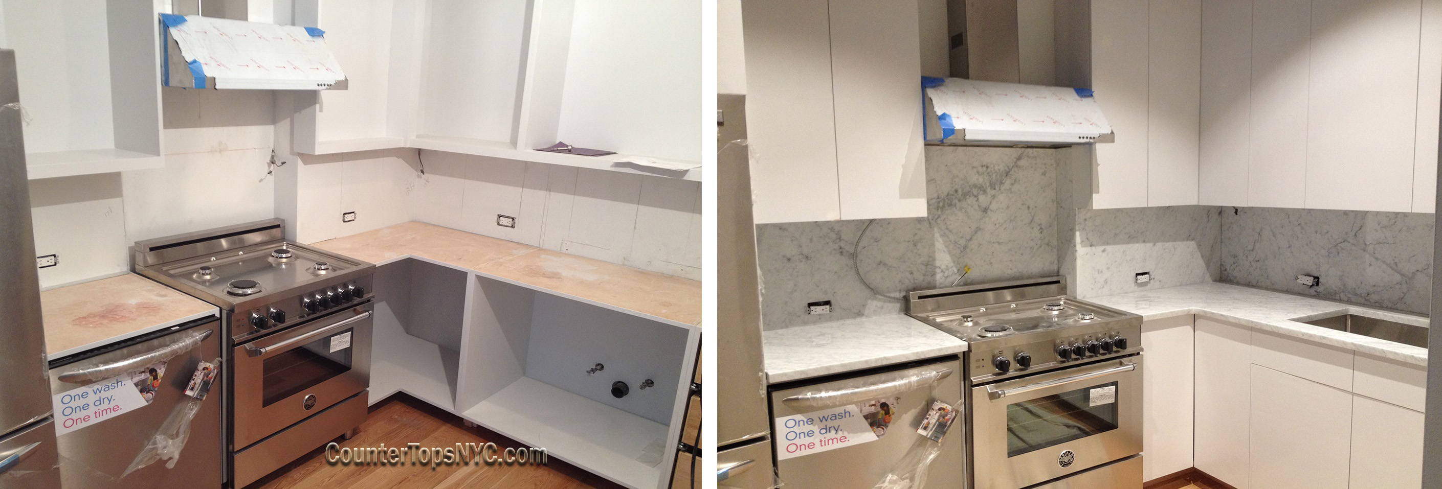 kitchen Renovation in NYC