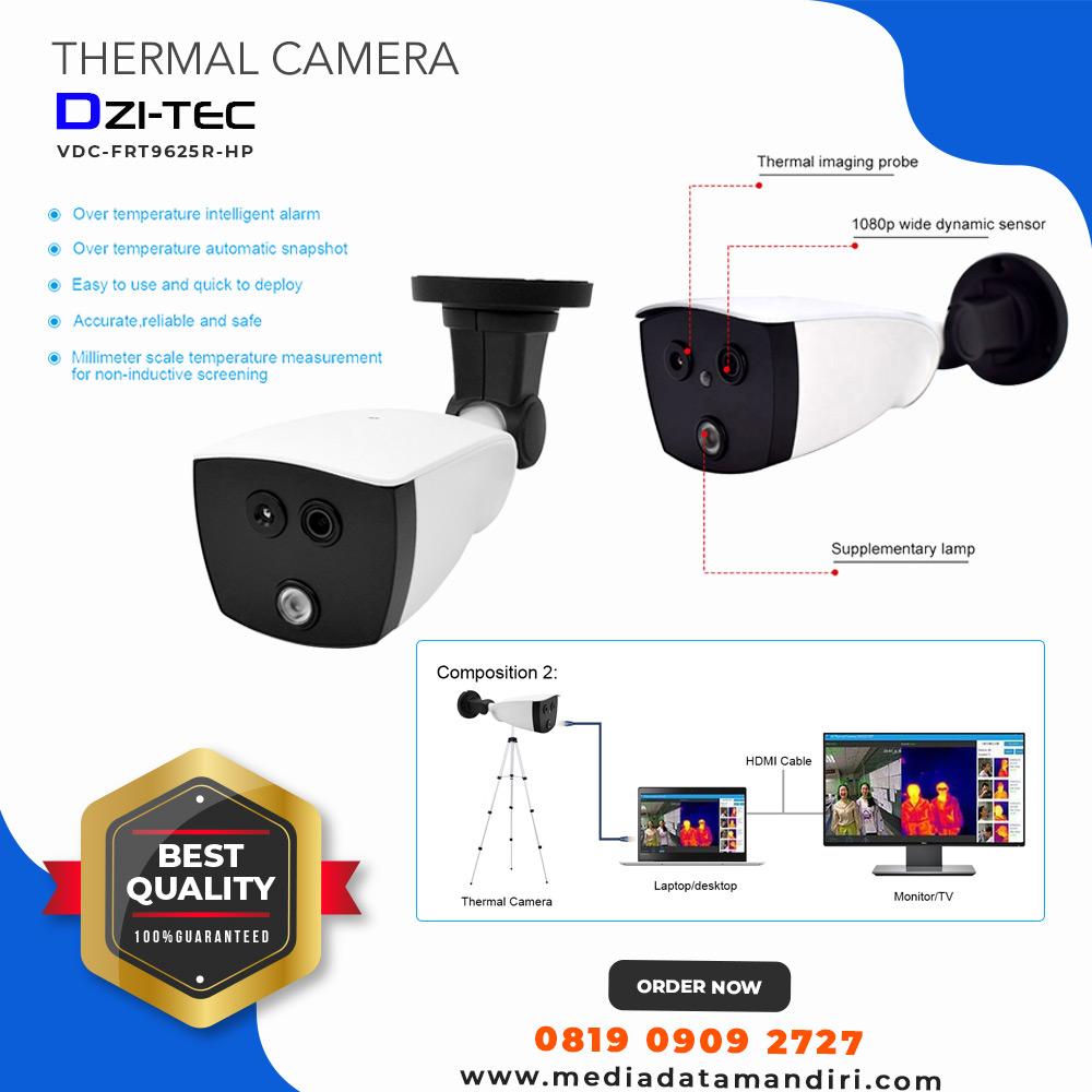 CCTV Termal Face Recognition