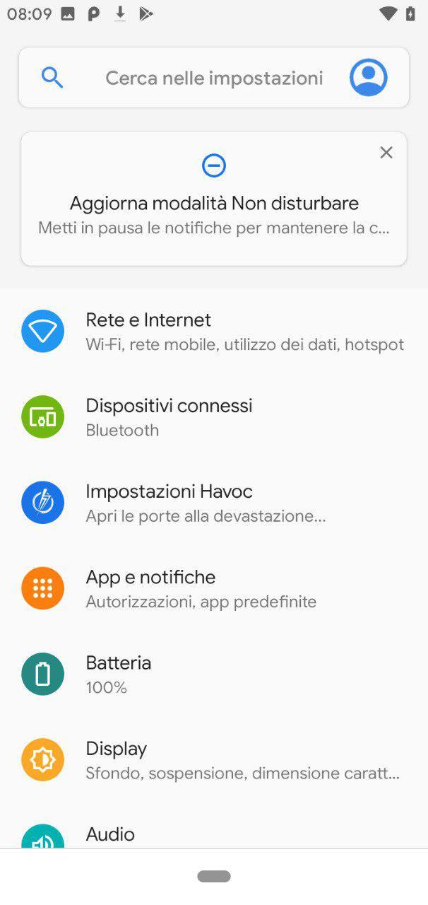 ROM] Havoc OS 2 6 for Xiaomi Redmi 7 | Android Babi - Custom