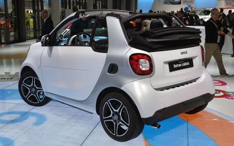 Sisi Menarik Smart Car