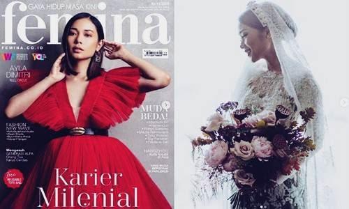 Biodata Ayla Dimitri Si Influencer dan Travel Enthusiast, Putri Dian Tandjung