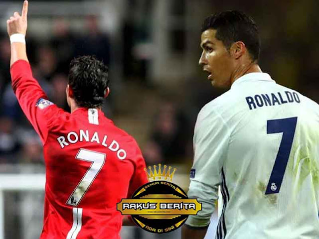Ronaldo Tak Pernah Melupakan MU Setelah Di Madrid