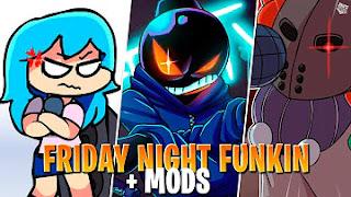 Jogos do FRIDAY NIGHT FUNKIN Online Online