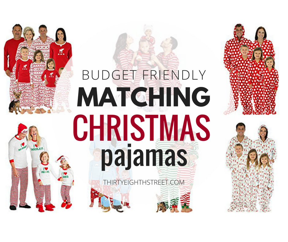 cheap christmas pajamas, matching pajamas, cute christmas matching pajamas, cute matching christmas pajama sets, cute matching christmas jammies