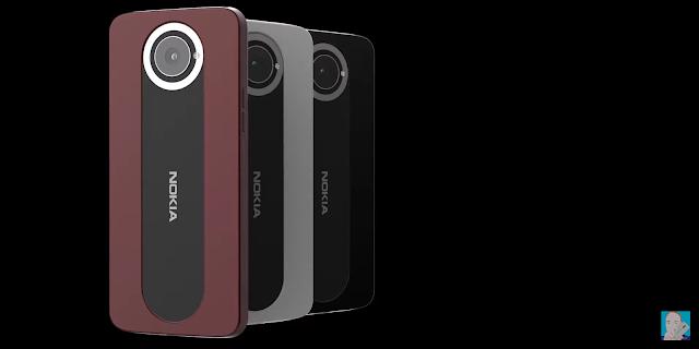 Nokia N73 Concept