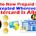 Crypto New Prepaid Card Accepted Wherever Mastercard Is Allow