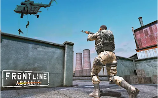 Impossible Assault Mission Mod Apk Army Frontline FPS For Android