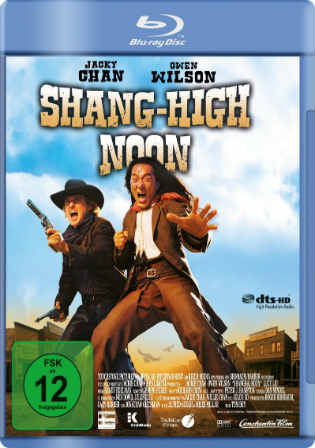 Shanghai Noon 2000 BRRip 850MB Hindi Dual Audio 720p Watch Online Full Movie Download bolly4u