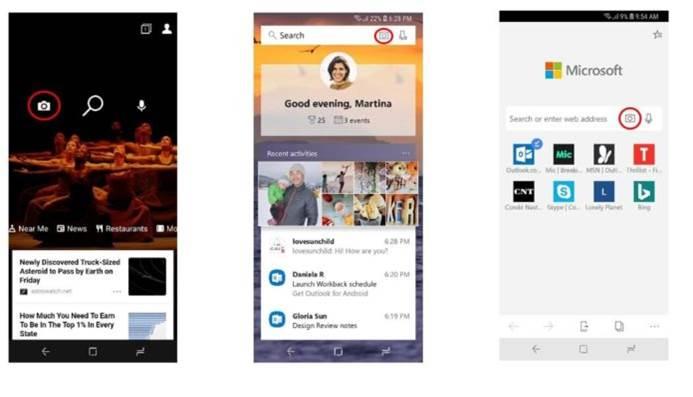 Microsoft Akan Memperbarui Bing Dengan Pencarian Visual