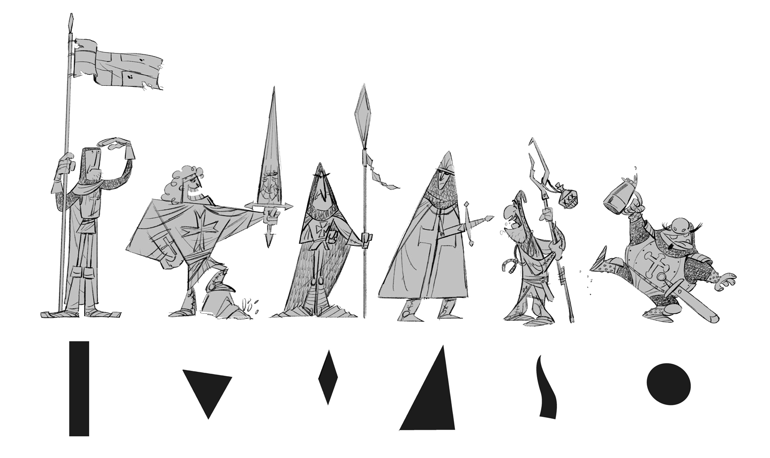 tarkstuff: CGMA Character Design Classes with Nate Wragg