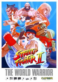 Jogo Street Fighter II Arcade online grátis
